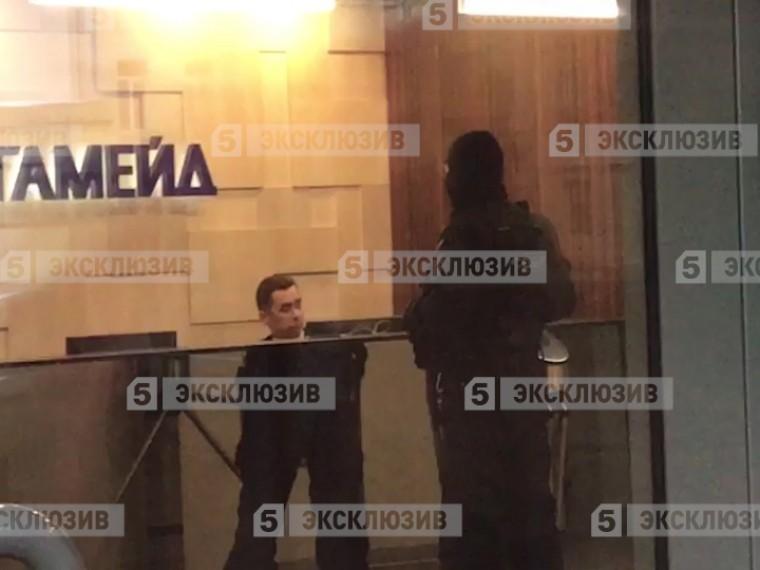 ВПетербурге обыскивают офис подрядчика Минобороны поделу онеуплате налогов