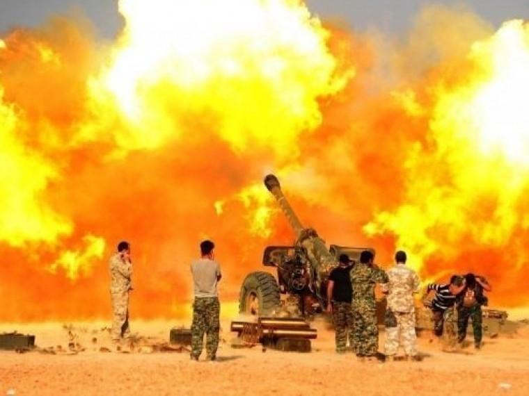 Израильские военные открыли огонь посирийским войскам