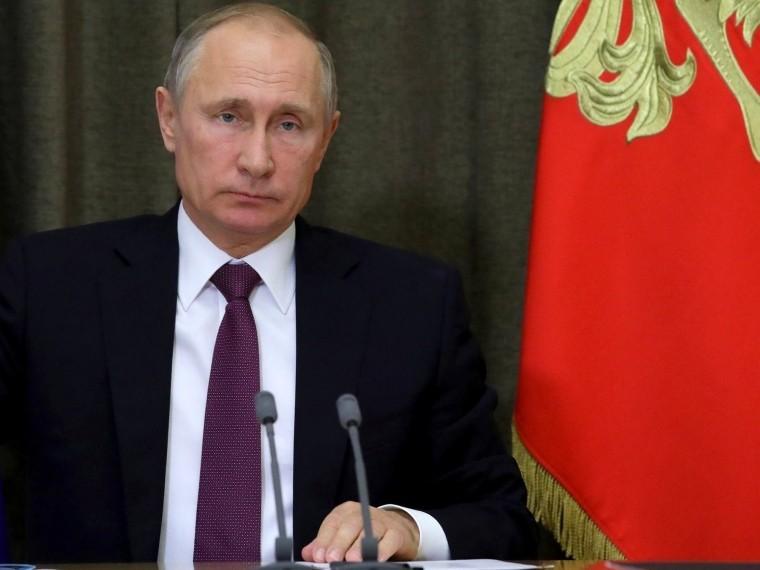 Владимир Путин провел телефонный разговор сДональдом Трампом