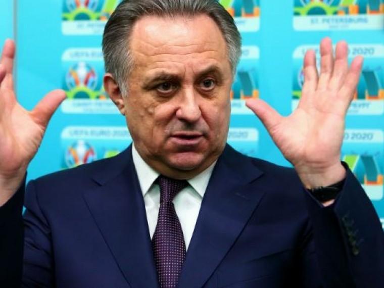 Мутко заявил оготовящихся новыхотстранениях российских спортсменов