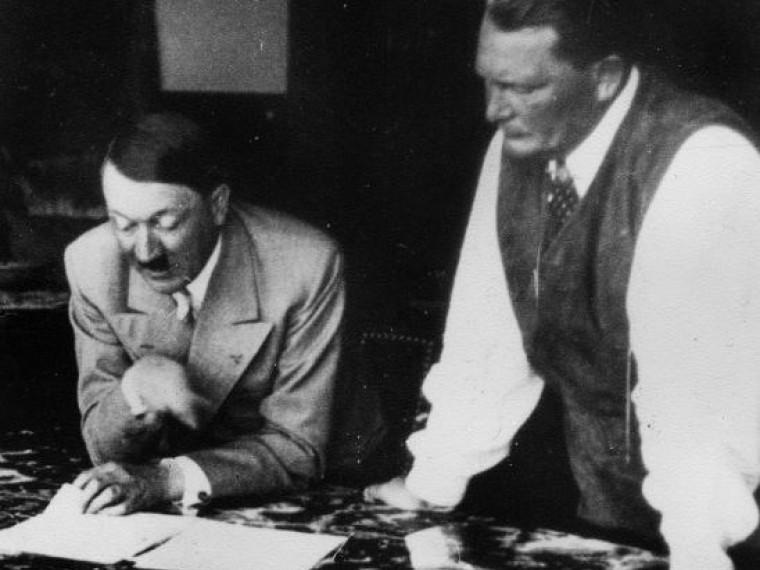 Стало известно, чем поужинал Гитлер перед смертью