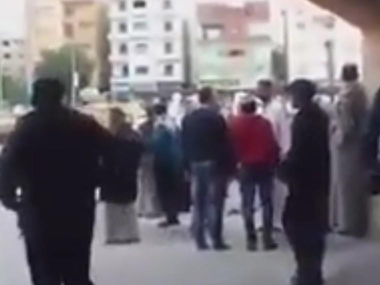 Ярость ипаника. Опубликованы съемки избольниц, куда доставляли раненых при теракте вЕгипте