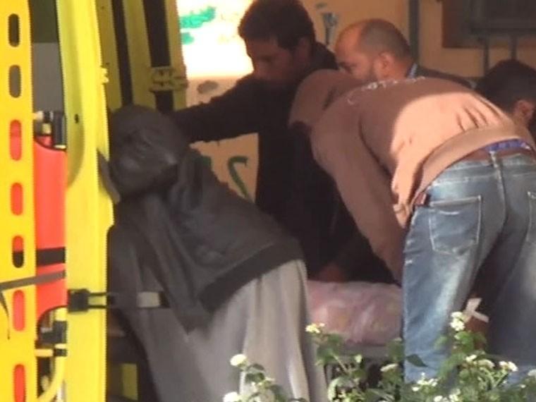 Число погибших при теракте вСеверном Синае превысило300 человек