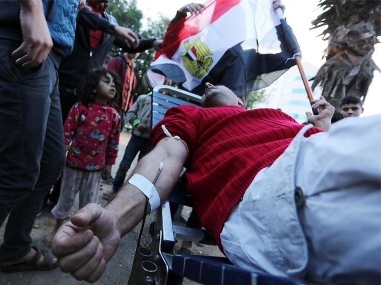 ВТурции объявлен траур попогибшим при теракте вЕгипте
