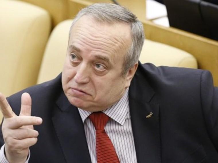 Клинцевич выступает заужесточение мер против американских СМИ