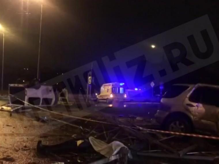 Число погибших встрашной аварии вПетербурге возросло дочетырех