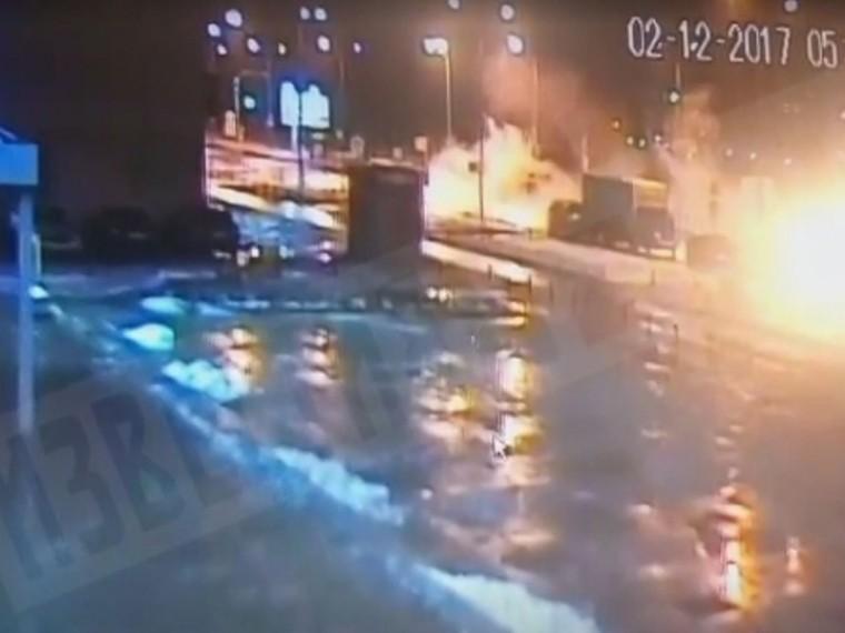 Полиция задержала предполагаемого виновника аварии счетырьмя погибшими вПетербурге