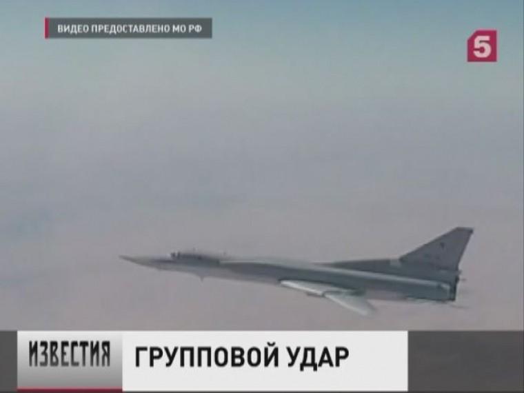 ВКС России нанесли удар потеррористам ИГИЛ* впровинции Дейр-эз-Зор