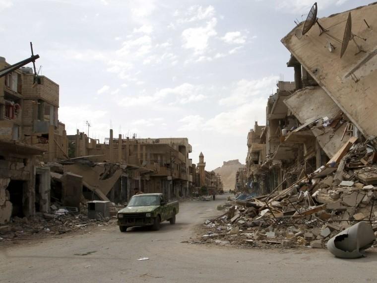 ВМинобороны заявили, что вближайшее время всятерритория Сирии квостоку отЕвфрата освободится оттеррористов