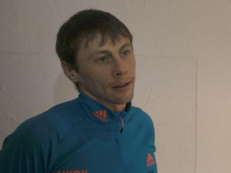 Это пустота— лыжник Александр Бессмертных рассказал освоем состоянии после решения МОК