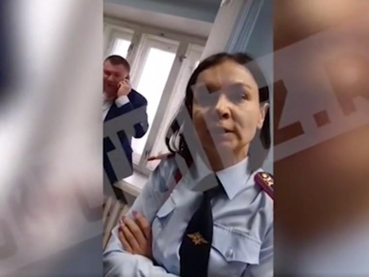 ВКирове мужчина жестоко избил учительницу наглазах уподполковника МВД