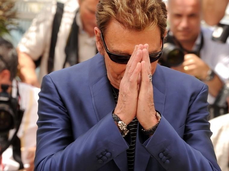 Поклонники Джонни Холлидея несогласны стем, где его решили похоронить родственники