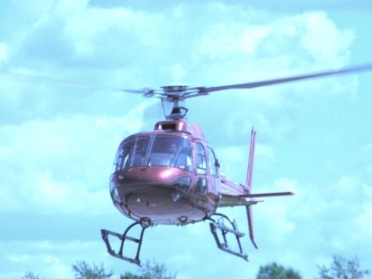 иркутской области продолжают искать пропавший вертолет