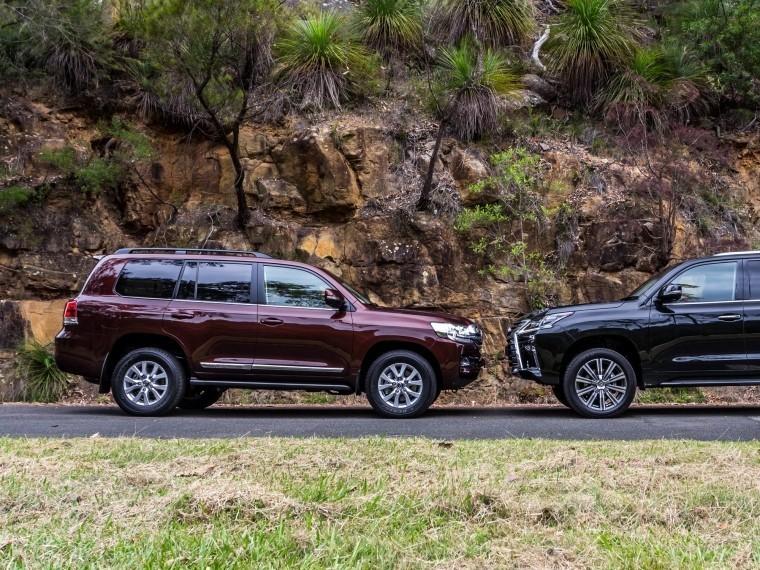 Toyota иLexus отзывают свои автомобили
