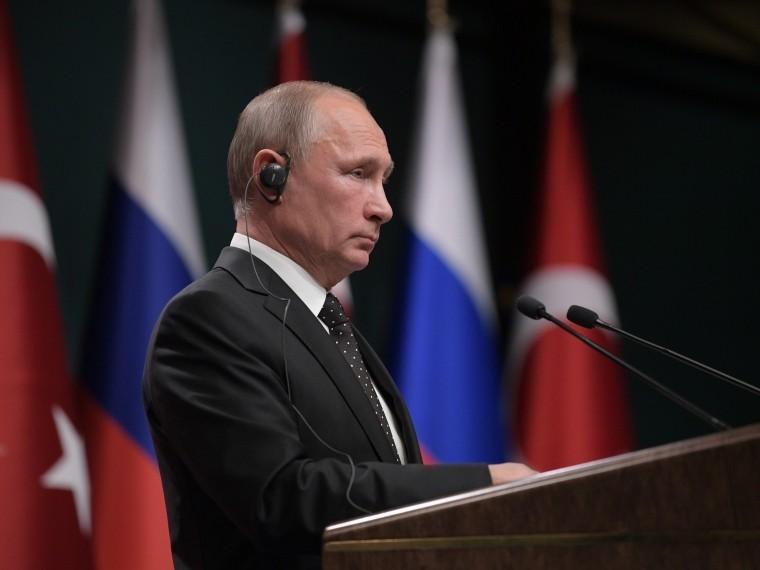 Путин иЭрдоган договорились опереговорахвСочи, накоторых вновь поднимут тему Сирии