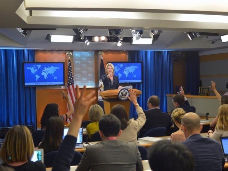 США надеются, что Россия приведет президента Сирии застол переговоров