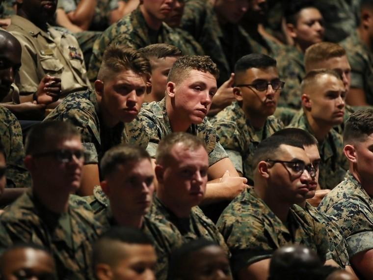 «Неизвестные» души: где «затерялись» 44 тысячи военнослужащих Пентагона