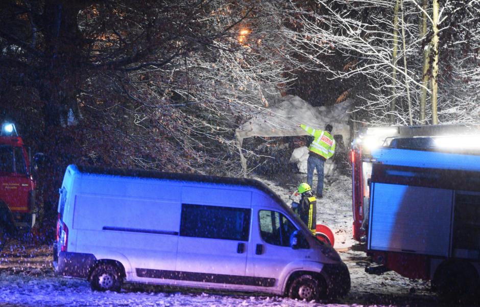 Самолет потерпел крушение вГермании: необошлось без жертв