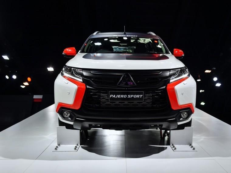 Mitsubishi Pajero Sport возвращается вКалужскую область