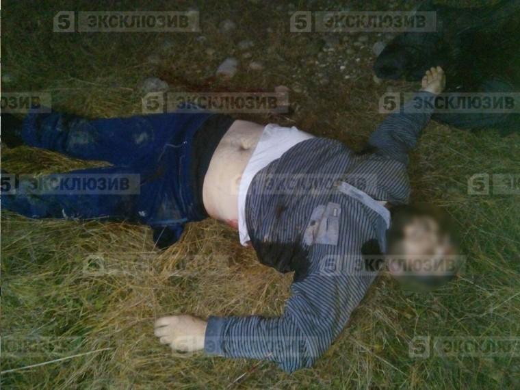 Пятый канал публикует фото ликвидированного боевика вКабардино-Балкарии