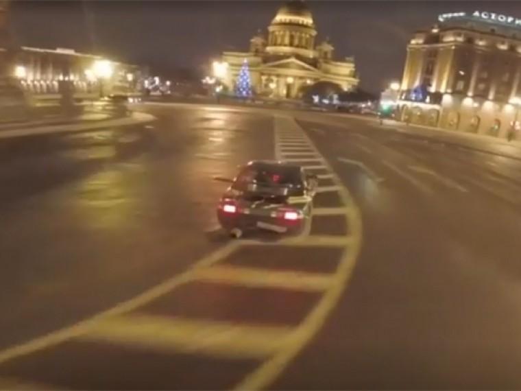 федерации осудили поступки дерзкого водителя-дрифтера петербурга
