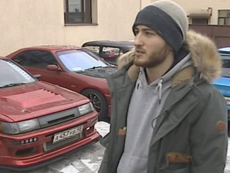 «Это неего слова!»— руководитель петербургской федерации дрифта оночных «покатушках» своего товарища уИсаакия