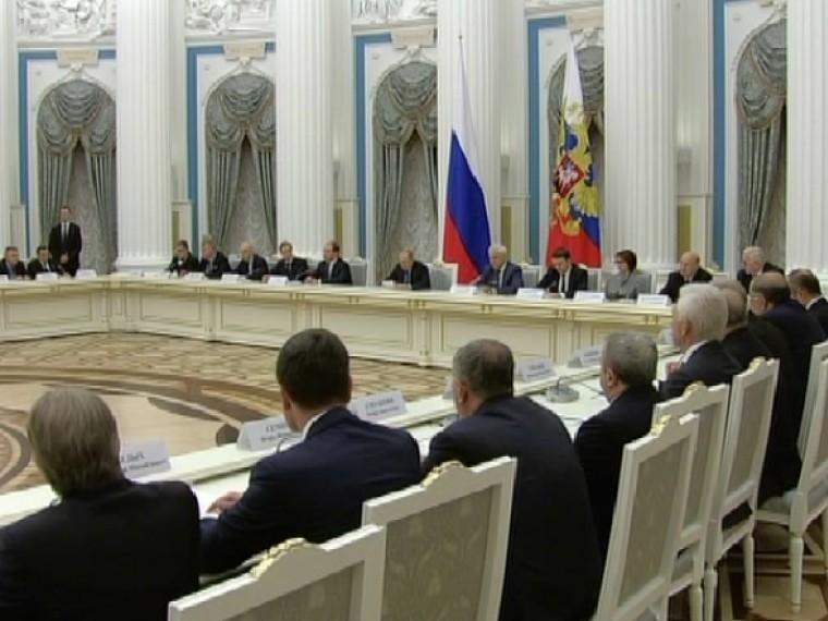 Путин: Российские власти намерены жестко пресекать нарушения антимонопольного законодательства