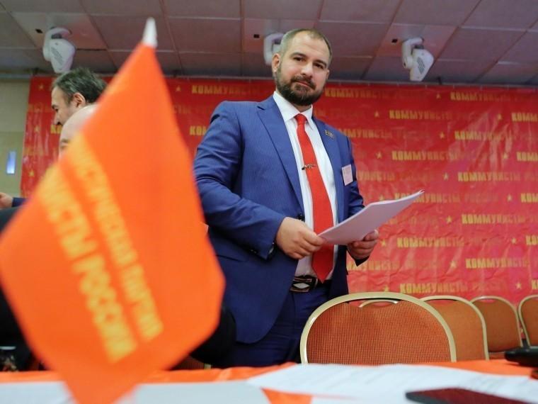 Кандидат от«Коммунистов России» пообещал вернуть смертную казнь