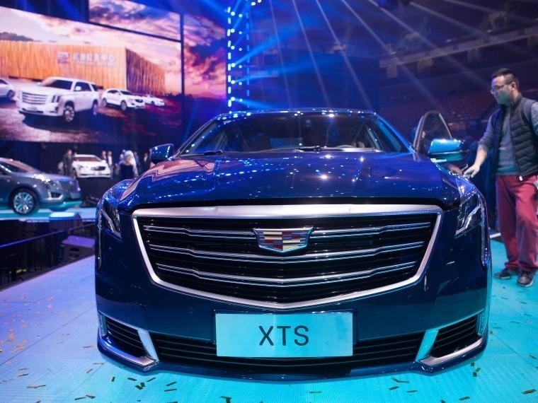 Cadillac вслед заBMW объявил оросте цен наавтомобили вРоссии с1января