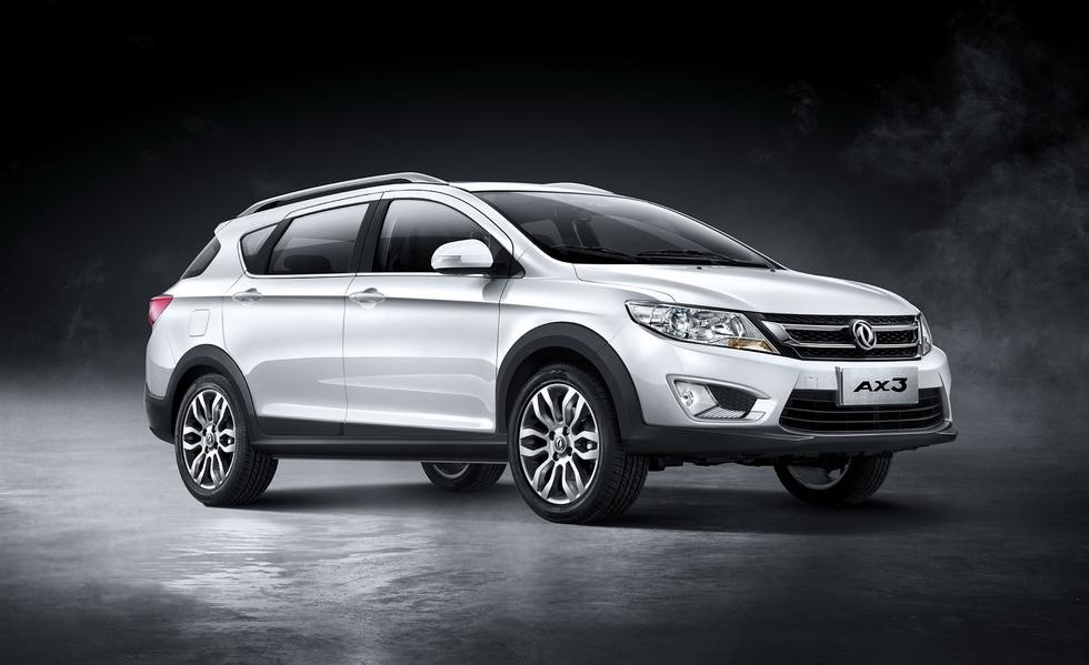 В 2018г в Российскую Федерацию привезут 4 новых модели Dongfeng