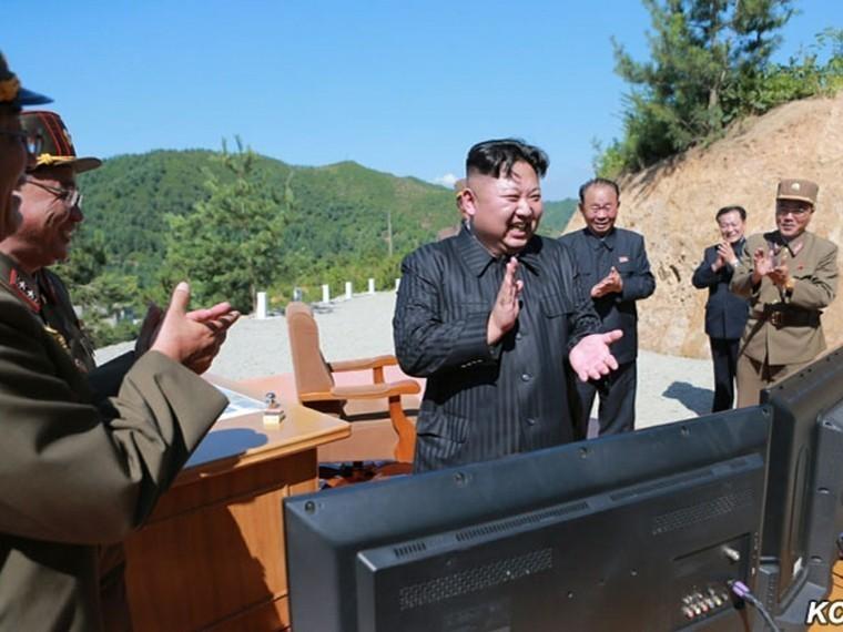 США намеренно провоцируют КНДР нашаги, которые ведут кполной блокаде Пхеньяна