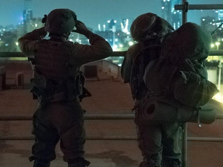 Израильские военные нанесли удар пообъектам ХАМАС всекторе Газа