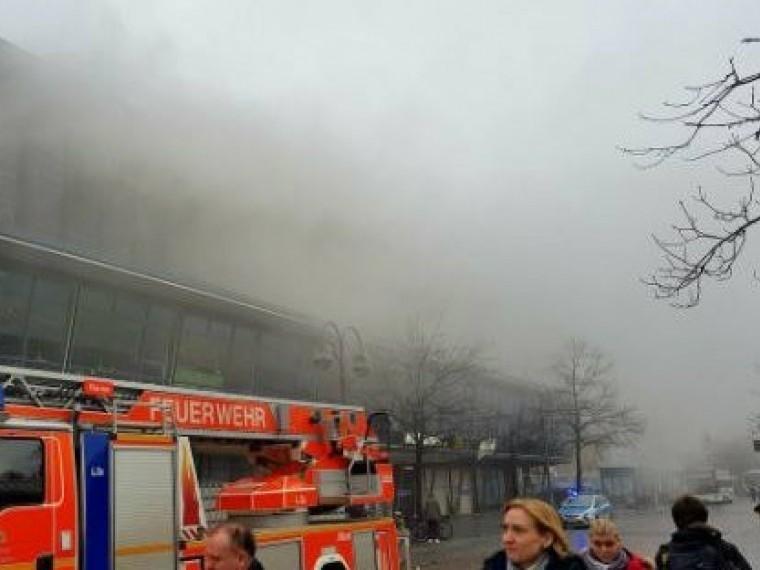 берлине эвакуирована железнодорожная станция зоопарка