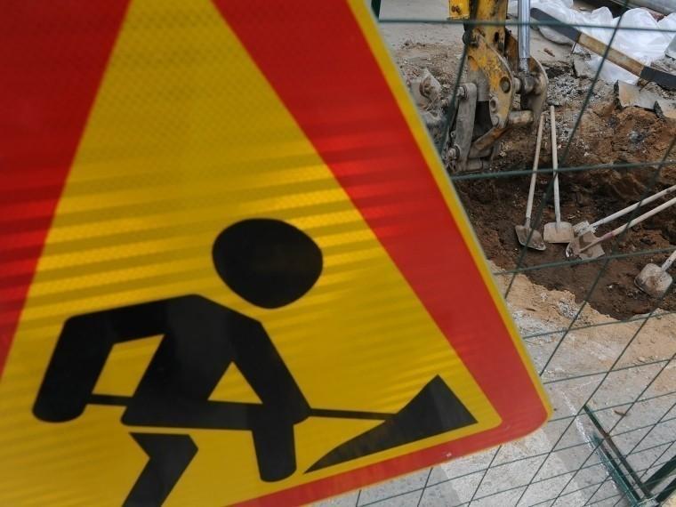 Вцентре Петербурга потоп— прорвало трубу скипятком