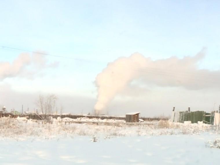 Пятый канал публикует новое видео сместа пожара вколонии под Якутском
