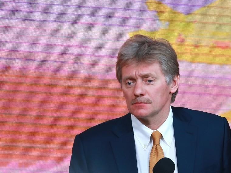 Песков прокомментировал идею назвать площадь вВашингтонеименемБориса Немцова