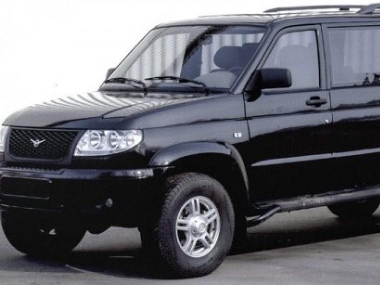 УАЗ когда-то планировал выпустить необычный внедорожник-лимузин