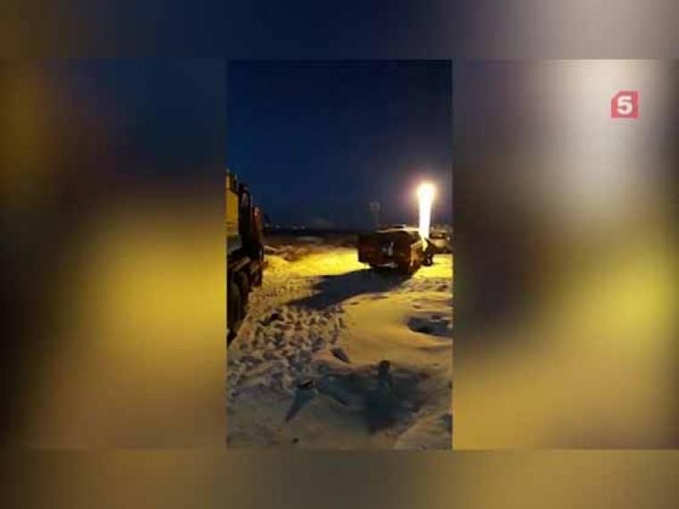 Спасатели продолжают разбор завалов наместе обрушения стены вКопейске— оперативное видео