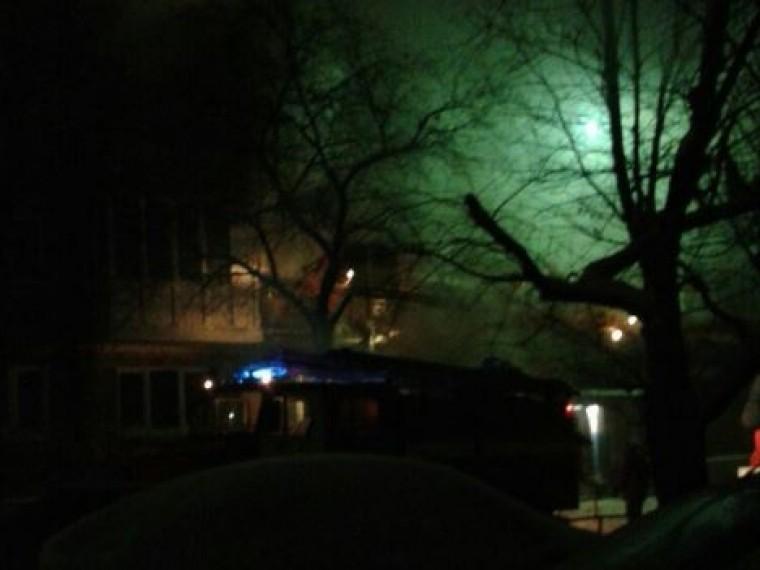 ВОмске врезультате хлопка газа обрушилась часть жилого дома