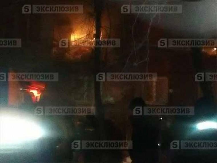 Врезультате взрыва газа вОмске пострадали шесть человек