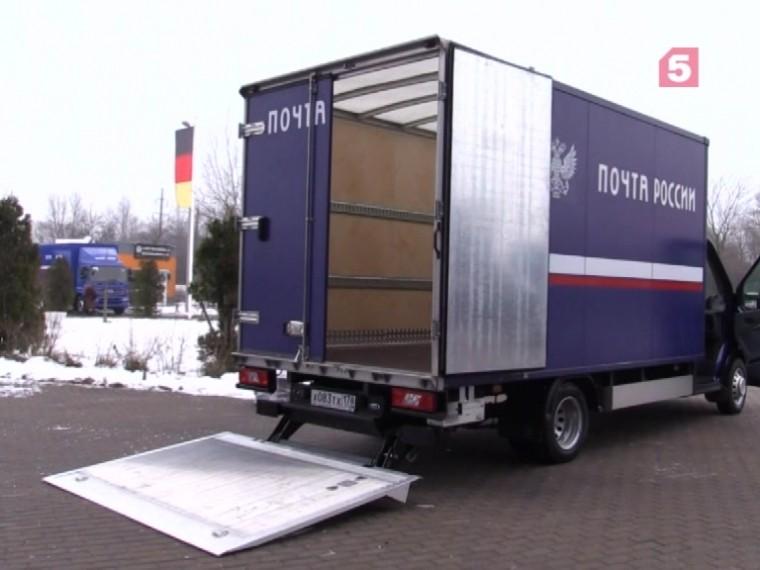 почта россии запустила сортировочную линию toshiba петербурге