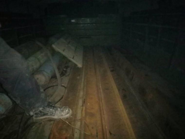 Шестеро украинцев срезаками «похитили» железную дорогу под Луганском