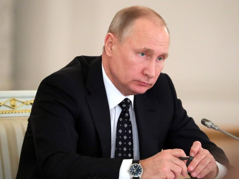 ВЦИК зарегистрировали 259доверенных лиц Владимира Путина напрезидентских выборах