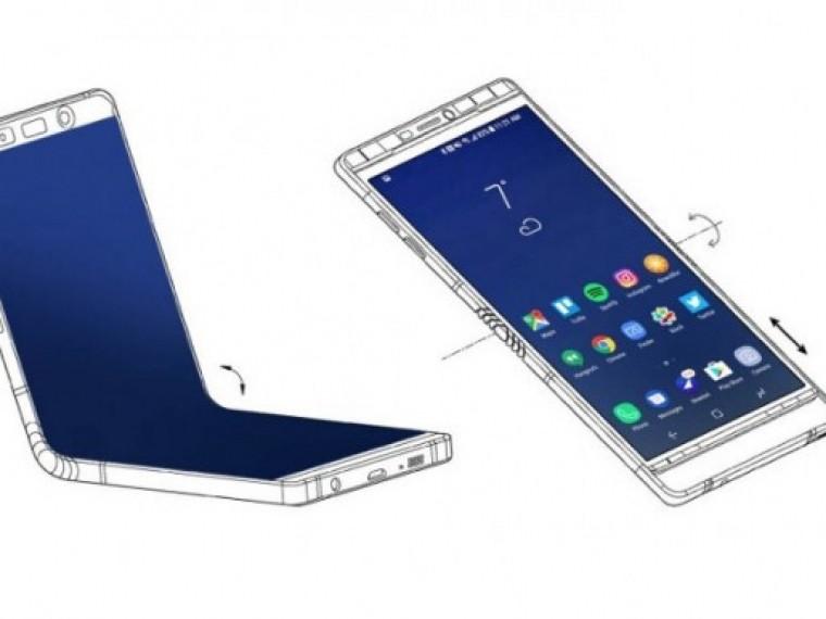 Samsung презентовала вЛас-Вегасе секретный смартфонGalaxy X