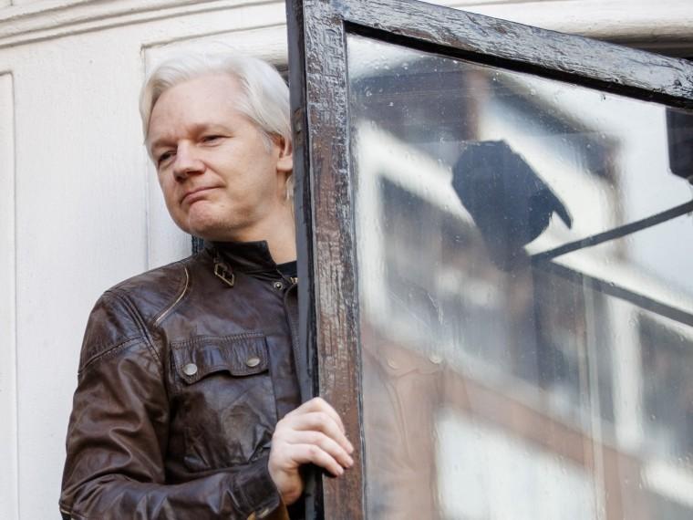 Загадки Ассанжа: новую головоломку создатель WikiLeaks опубликовал вTwitter