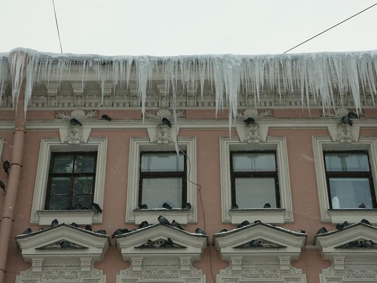 Синоптики: ввоскресенье петербуржцев ожидает гололедица имороз