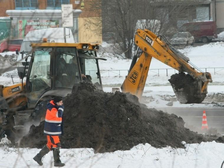 Авария натеплотрассе оставила без тепла почти 40 тысяч жителей Курска