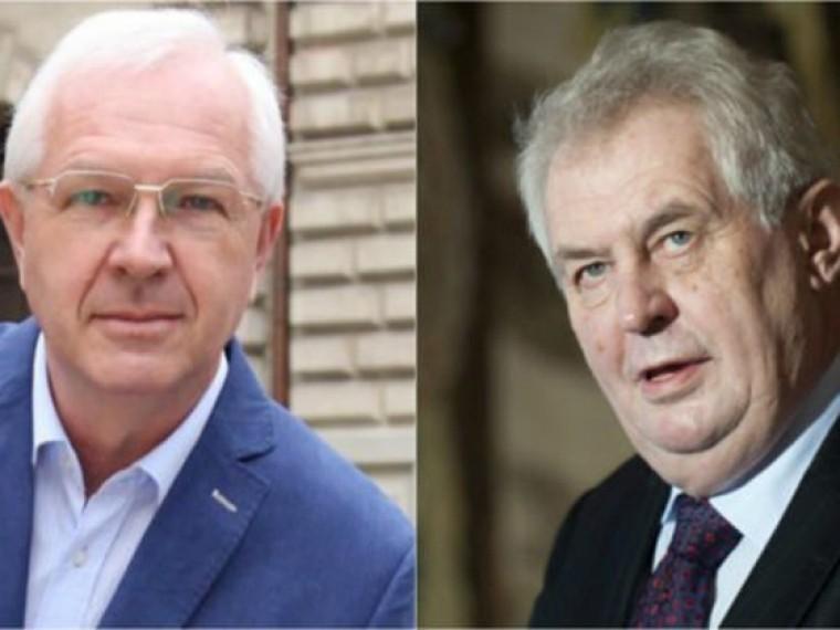 Президент вЧехии будет избран 26–27января