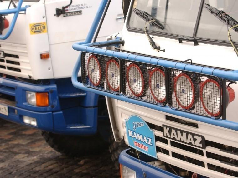 Российский экипаж победил навосьмом этапе ралли «Дакар» взачете среди грузовиков