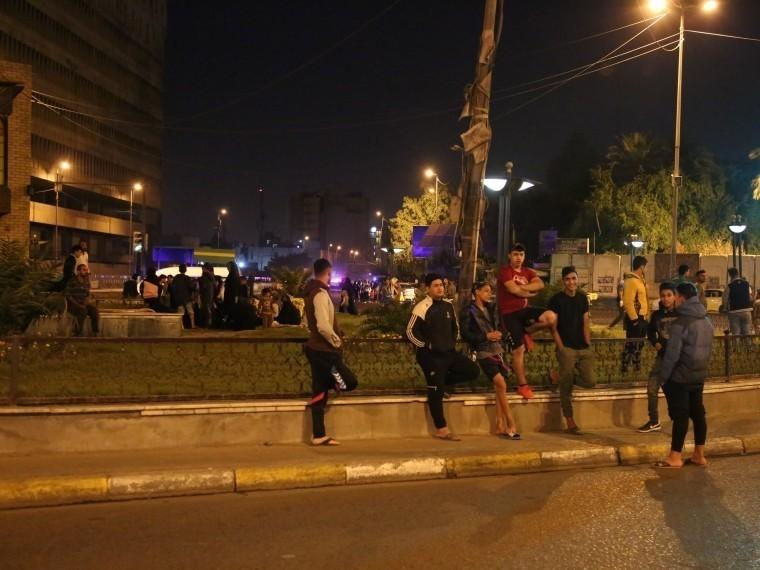 26 человек погибли вБагдаде врезультате сериивзрывов